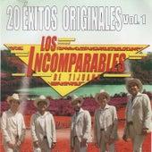 20 Exitos Originales, Vol. 1 by Los Incomparables De Tijuana
