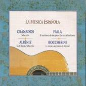 La Musica Española - Granados - Albéniz - Falla - Boccherini by Orquesta de Pulso y Púa de la Universidad Complutense de Madrid