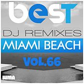 Best DJ Remixes Miami Beach, Vol. 66 by Various Artists