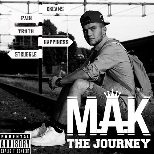 The Journey by M.A.K.