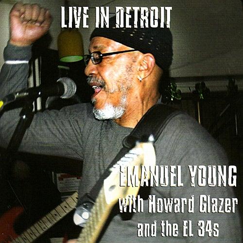 Live In Detroit by Howard Glazer