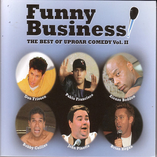Funny Business : The Best of Uproar Comedy Volume 2 by Various Artists