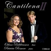 Cantilena II by Odinn Baldvinsson