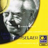 Symphony No. 1, Piano Concerto No. 1 & Piano Concerto No. 2 by Kees Wieringa