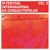 Iii Festival Internacional da Canção Popular, Vol. Ii by Various Artists