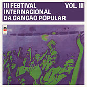 Iii Festival Internacional da Canção Popular, Vol. Iii by Various Artists