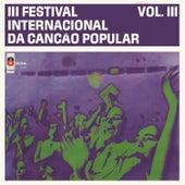 Iii Festival Internacional da Canção Popular, Vol. Iii by Various Artists