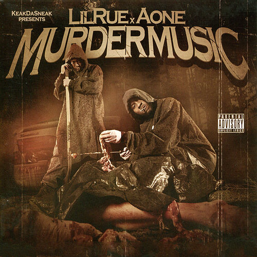 Murder Music by Lil Rue