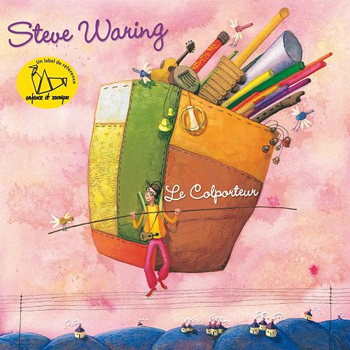Le colporteur by Steve Waring