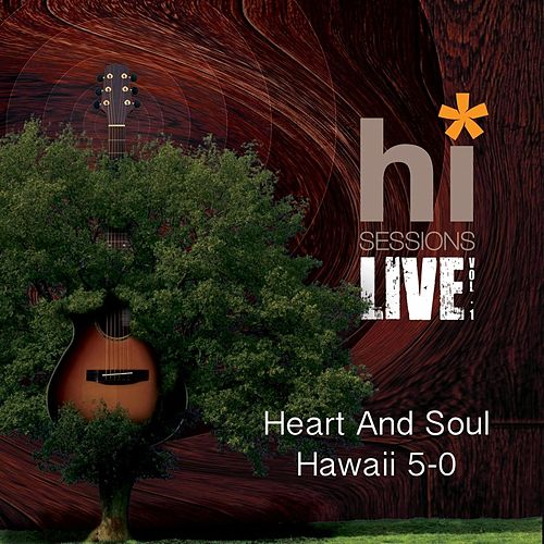 High Sessions (Live), Vol. 1: Hawaii 5-0 by He-Art (2)