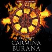 Finest Recordings - Carl Orff's Carmina Burana von Orchester Leipzig