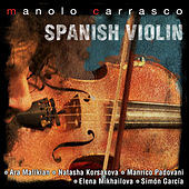 Spanish Violin by Various Artists