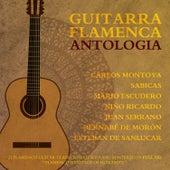 Guitarra Flamenca Antologia by Various Artists