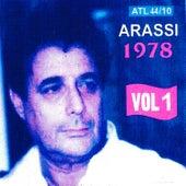 Arassi 1978, Vol. 1 by Hachemi Guerouabi