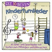 Die 30 besten Kinderturnlieder by Various Artists