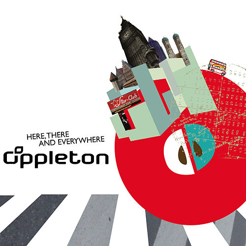 Here, There and Everywhere by Appleton