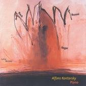 Bach - Busoni - Reger by Alfons Kontarsky
