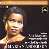 Brahms: Alto Rhapsody & Spirituals by Various Artists