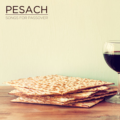 Pesach: Songs for Passover by David & The High Spirit