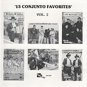 15 Conjunto Favorites, Vol. 2 by Various Artists