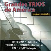 Grandes Trios de América by Various Artists