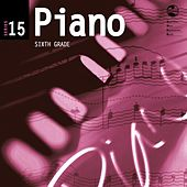 AMEB Piano Sixth Grade (Series 15) by Various Artists