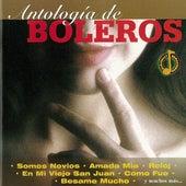 Antologia de Boleros by Various Artists