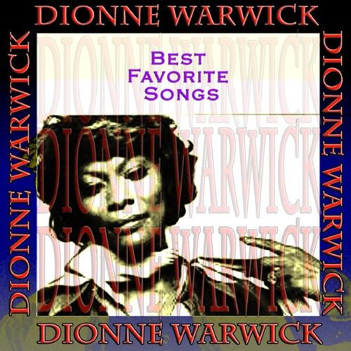 Best Favorite Songs von Dionne Warwick