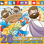 Sound of Worship: 20 Songs & Hymns for Kids by Rejoice