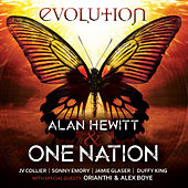Evolution by Alan Hewitt