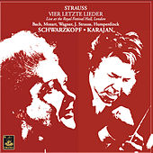 Schwarzkopf & Karajan Live at the Royal Festival Hall by Herbert Von Karajan