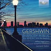 Gershwin Rhapsody in Blue, an American in Paris by Jeffrey Siegel