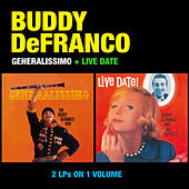 Generalissimo + Live Date by Buddy DeFranco
