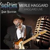 Haggard Live by Merle Haggard