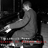 Genius of Modern Music, Vol, 2 by Thelonious Monk