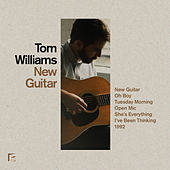 New Guitar by Tom Williams