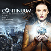 Continuum (Original Television Soundtrack) by Jeff Danna