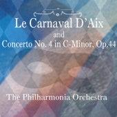 Le Carnaval D'aix & Concerto No. 4 in C-Minor, Op. 44 by Grant Johannesen