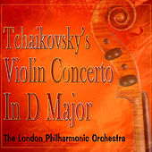 Tchaikovsky: Violin Concerto in D Major by Mischa Elman