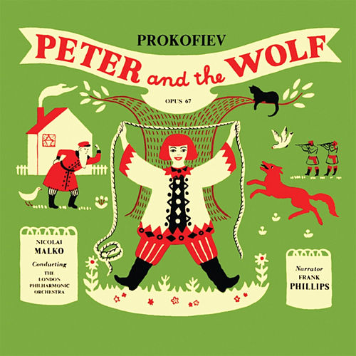 Peter and the Wolf by London Philharmonic Orchestra