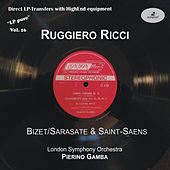 Ruggiero Ricci Plays Bizet, Sarasate & Saint-Saëns: LP Pure, Vol. 16 by Ruggiero Ricci