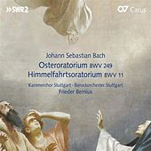 Bach: Oster-Oratorium, BWV 249 & Himmelfahrtsoratorium, BWV 11 (Oratorios for Easter & Ascension Day) by Various Artists