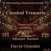 Classical Treasures Master Series - David Oistrakh, Vol. 20 by David Oistrakh