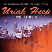 Live in the USA 2003 by Uriah Heep
