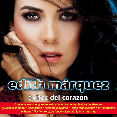 Exitos del corazón by Edith Márquez