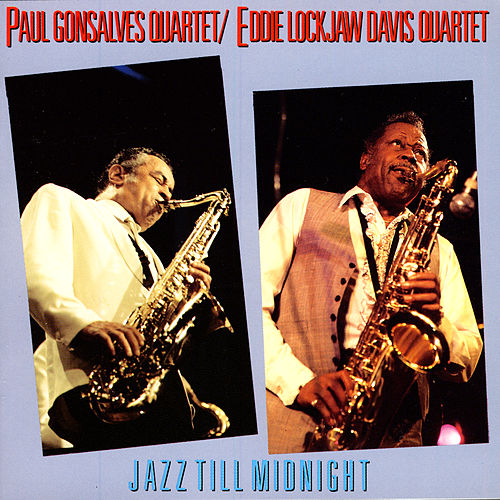 Jazz Till Midnight by Various Artists