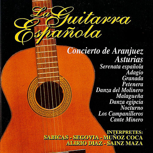 La Guitarra Española Vol.3 by Various Artists