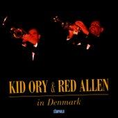 Kid Ory & Red Allen In Denmark by Kid Ory