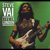 Live In London by Steve Vai