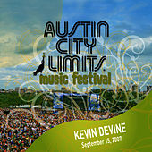 Live at Austin City Limits Music Festival 2007: Kevin Devine by Kevin Devine